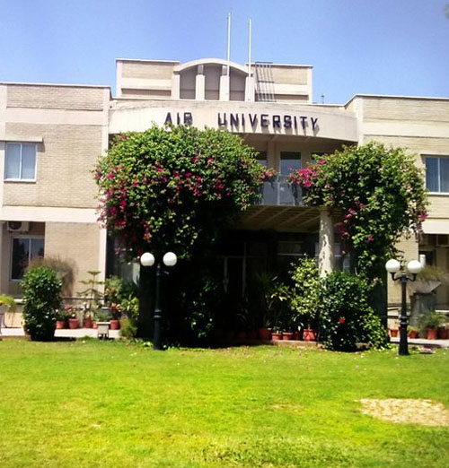 Air University Admissions