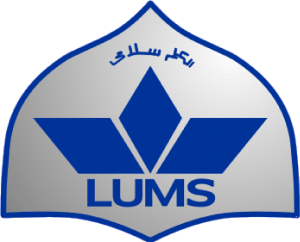 Lahore University of Management Sciences LUMS Logo (Top 10 Universities in Pakistan)