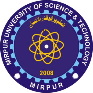 MUST (Mirpur University of Science & Technology) Logo