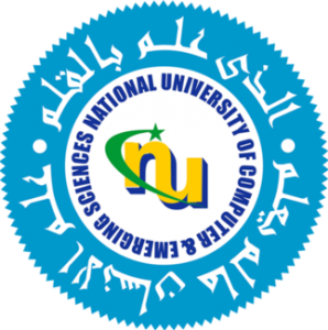 National University of Computer & Emerging Sciences (FAST) Logo (Top 10 Universities in Pakistan)
