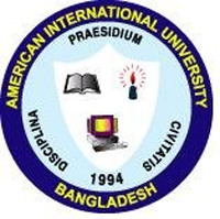 American Intrenational University Bangladesh Logo (Top 10 Universities in Bangladesh)
