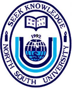 North South University Logo (Top 10 Universities in Bangladesh)