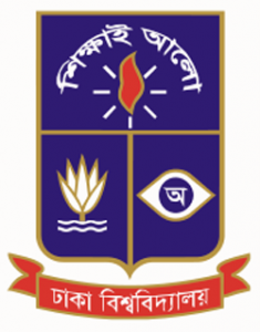 University of Dhaka Logo (Top 10 Universities in Bangladesh)