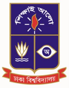 University of Dhaka Logo (Top 10 Universities in Bangladesh)
