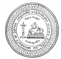 university of jaffna Logo