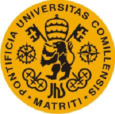 Comillas Pontifical University Logo (Top 10 Universities in Spain)