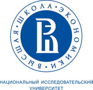 National Research University Higher School of Economics Logo (Top 10 Universities in Russia)