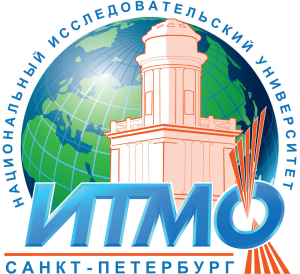 Saint Petersburg State University of Information Technologies, Mechanics and Optics Logo (Top 10 Universities in Russia)