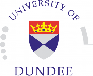 University of Dundee Logo (Top 10 Universities in Scotland)