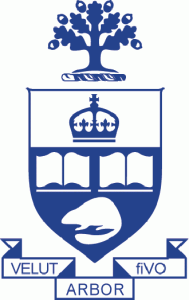 University of Toronto Logo (Top 10 Universities in Canada)