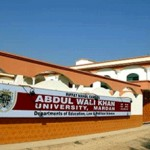 Abdul Wali Khan University Admission