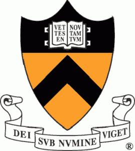 Princeton University Logo (Top 10 Universities in Computer Science)