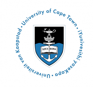 University of Cape Town Logo (Top 10 Universities in South Africa)