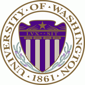 University of Washington Logo (Top 10 Universities in Computer Science)