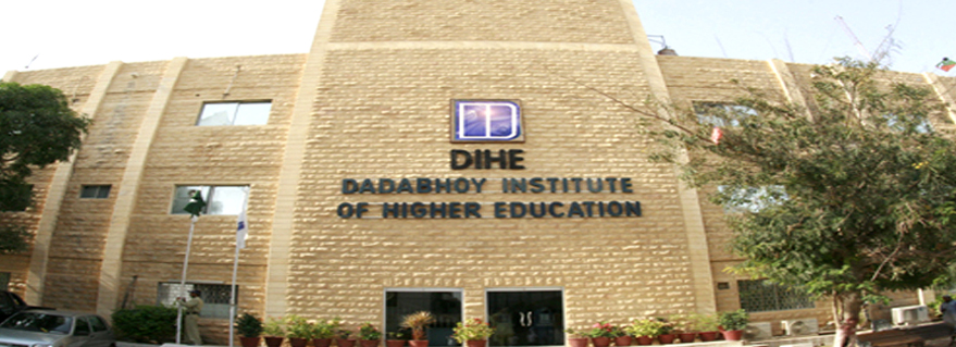 Dadabhoy Institute of Higher Education Admission