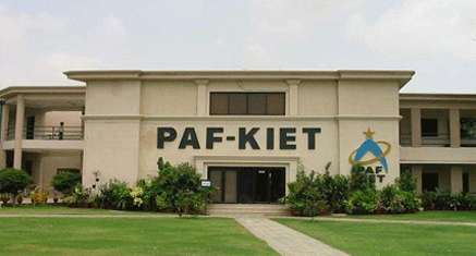 PAF KIET Admission 2018 Last date for BS, MS and PhD