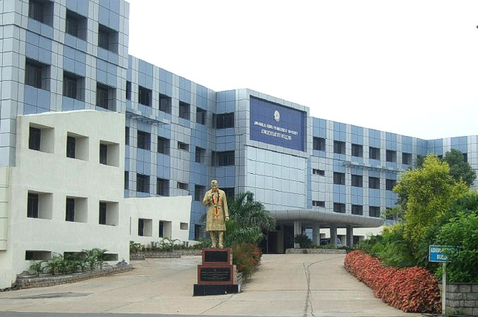 Jawaharlal Nehru Technological University Anantapur