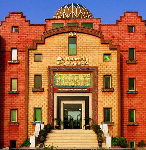 University of Faisalabad Admission