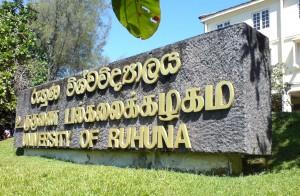 University of Ruhuna