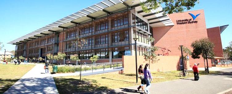University of Western Sydney Admissions