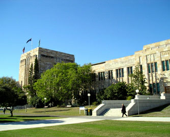 University of Queensland Admission