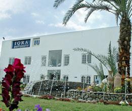 Iqra University North Nazimabad Campus Admission