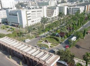 Mansoura University Admission