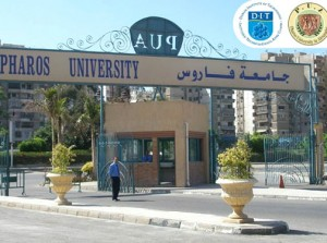 Pharos University in Alexandria Admission