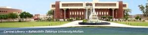 BZU DG Khan Campus
