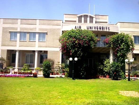 Air University Islamabad Admission 2018 Last Date and Fee Structure