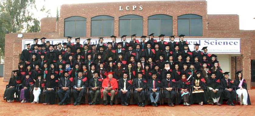 Lahore College of Pharmaceutical Sciences Admission