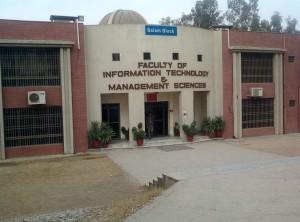 NUML Quetta Campus