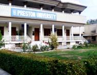 Preston University Lahore Admission