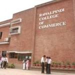 Rawalpindi College of Commerce Admission
