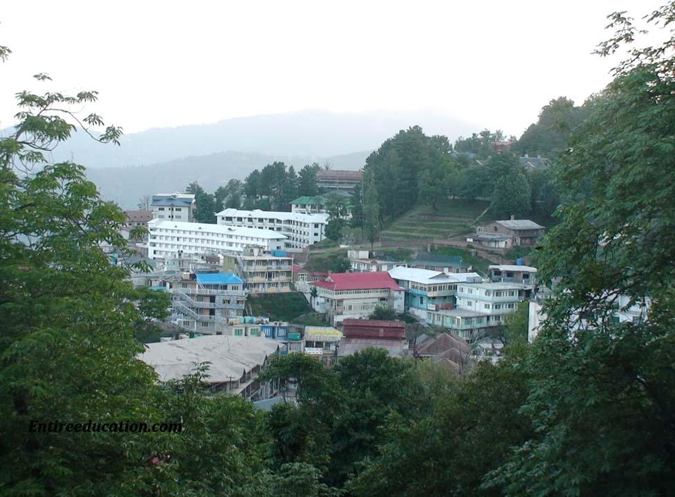 Cadet College Ghora Gali Murree