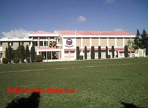 Cadet College Mastung Balochistan Admission