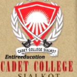 Cadet College Sialkot Entry Test Results