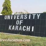 Karachi Univeristy Admissions