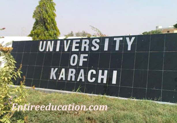 UOK Karachi