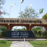 Hamdard University Karachi Admission