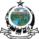 Hazara University Mansehra Merit List Result