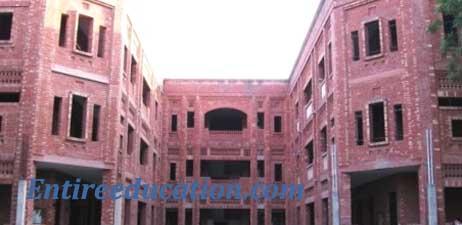 Kinnaird College Lahore Admission 2018
