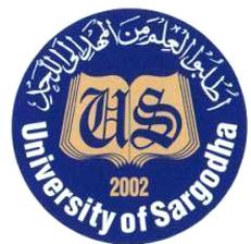 University of Sargodha Merit List Result