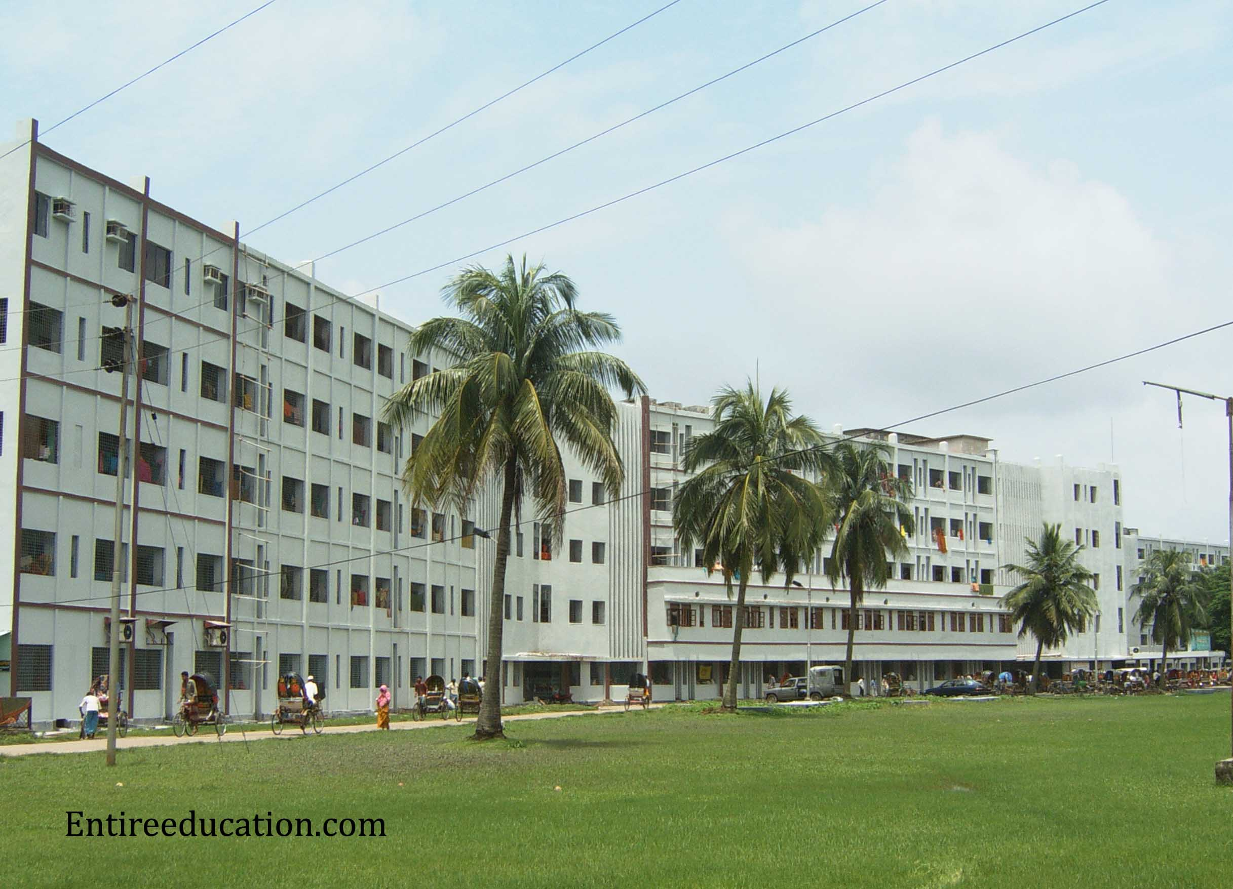 Dinajpur Medical College Admission 2018-19 Last date, Fee