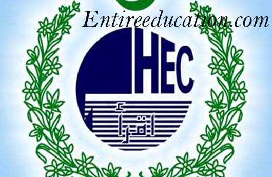 HEC Need Base Scholarships Program