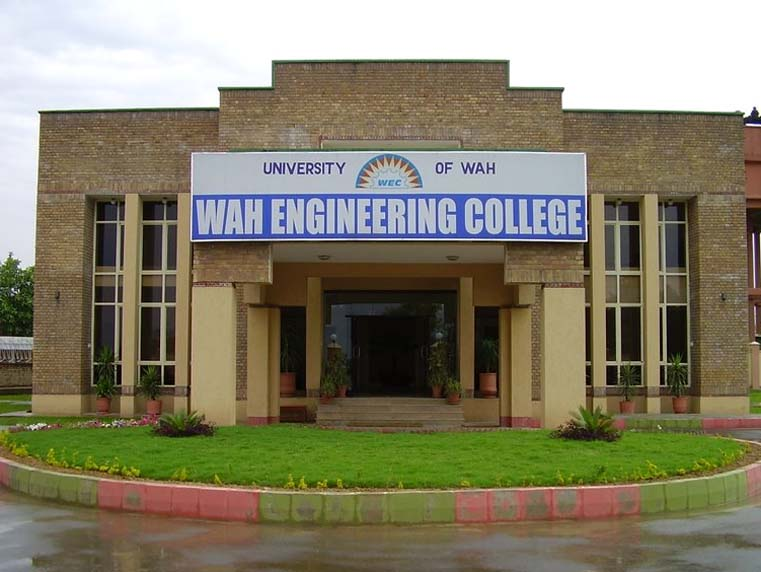 wah engineering college ranking