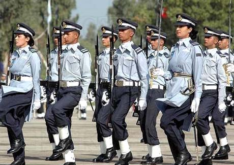 Join pakistan air force as officer