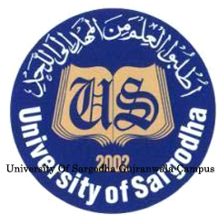 University of sargodha gujranwala