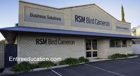 RSM Bird Cameron Offered Regional Scholarhsip for Undergraduate Students in Australia