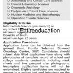 Sindh Institute Of Health Sciences Karachi Admission